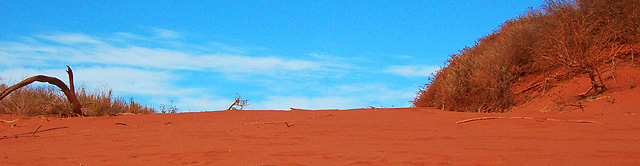 Red Sand Carnarvon